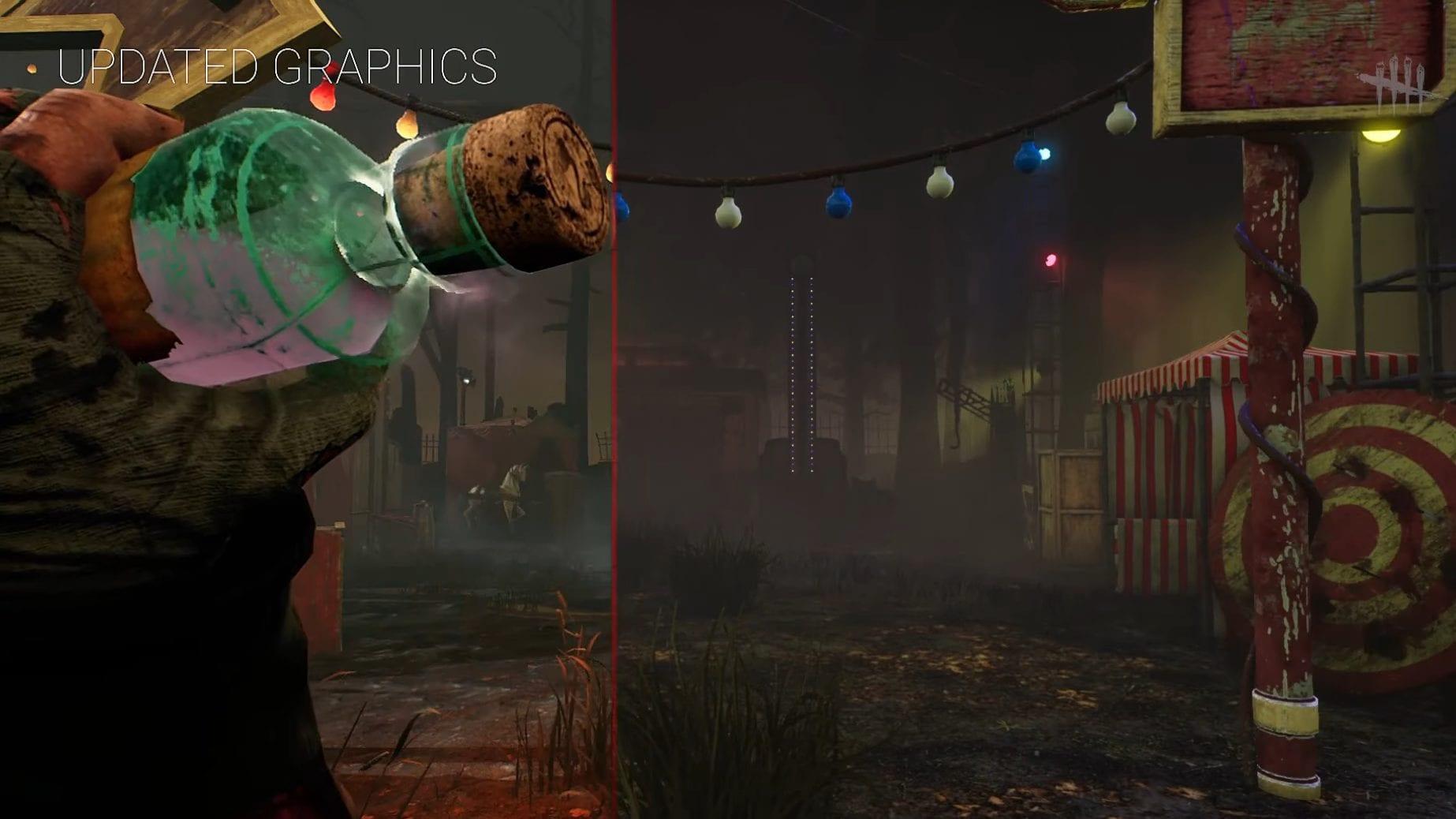 Dead by Daylight Update Map Clown