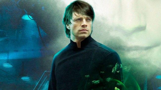Star Wars - Sebastian Stan als Luke Skywalker
