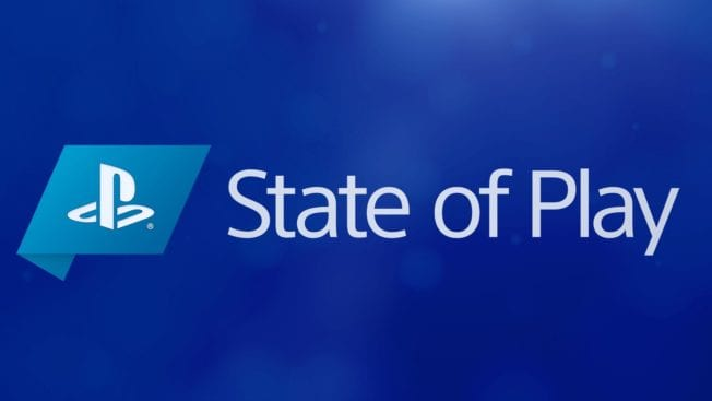 State of Play PlayStation Sony