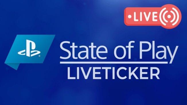 State of Play - Livestream - Liveticker 2021