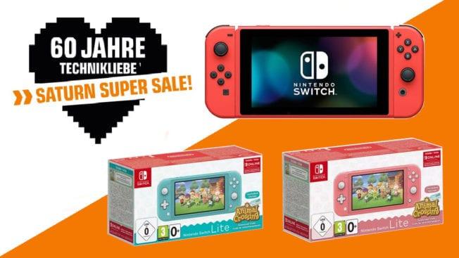 Super Sale Saturn: Switch