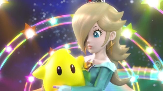 Super Mario 3D World Rosalina freischalten Guide