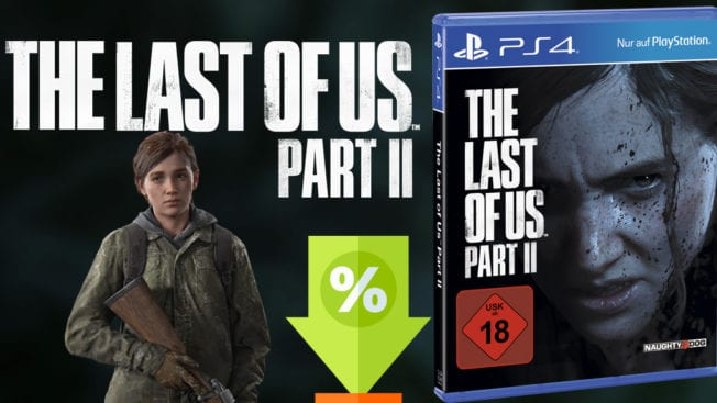 The Last of Us 2 PlayStation Store Angebot