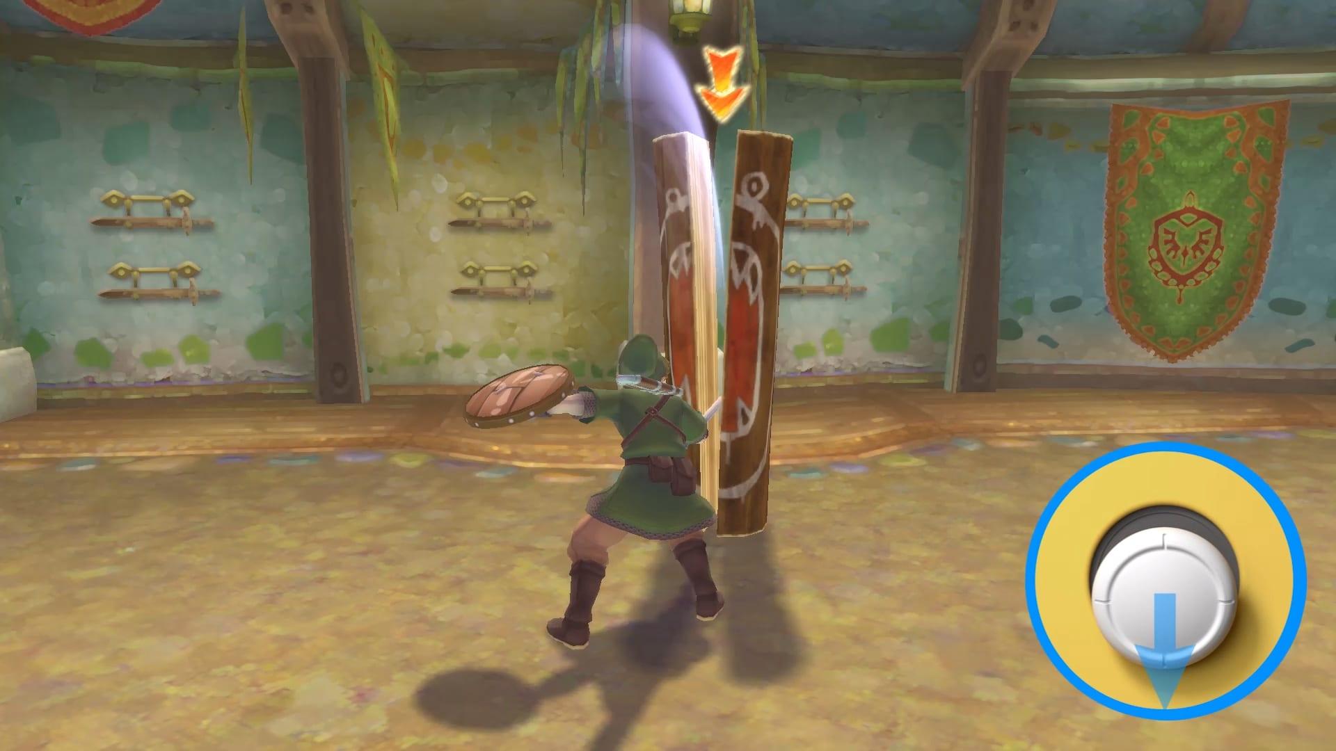 The Legend Of Zelda Skyward Sword HD - Bilder