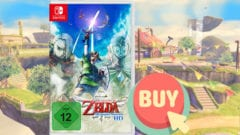 The Legend Of Zelda Skyward Sword HD - Kaufen - Vorbestellen