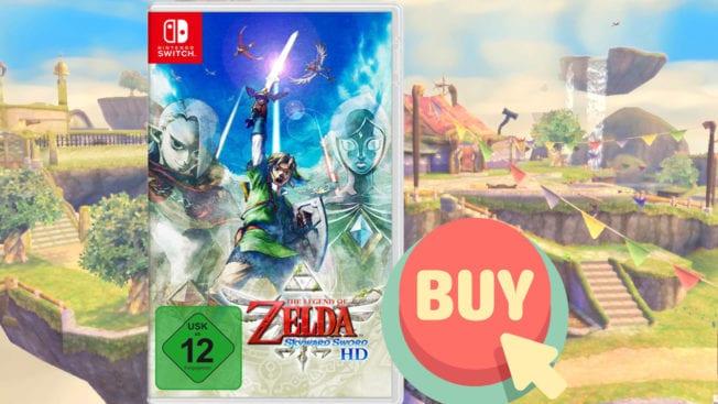 The Legend Of Zelda Skyward Sword HD - Kaufen - Vorbestellen