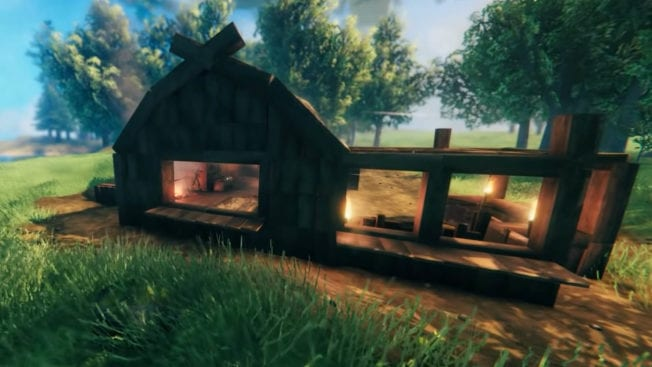 Valheim - Crafting - Housing bauen