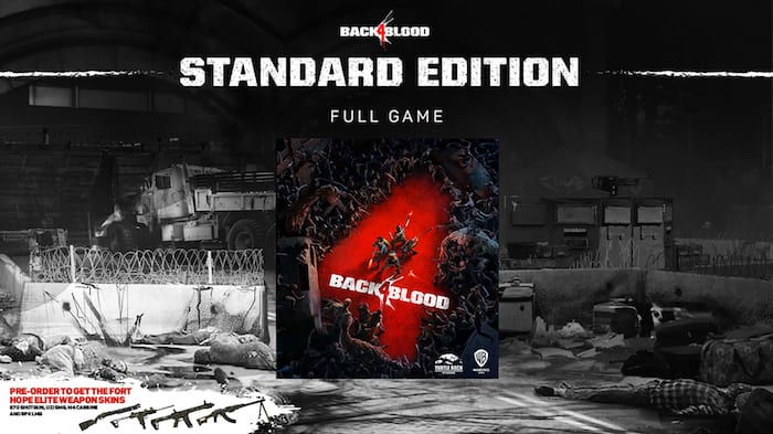 Back 4 Blood - Standard Edition