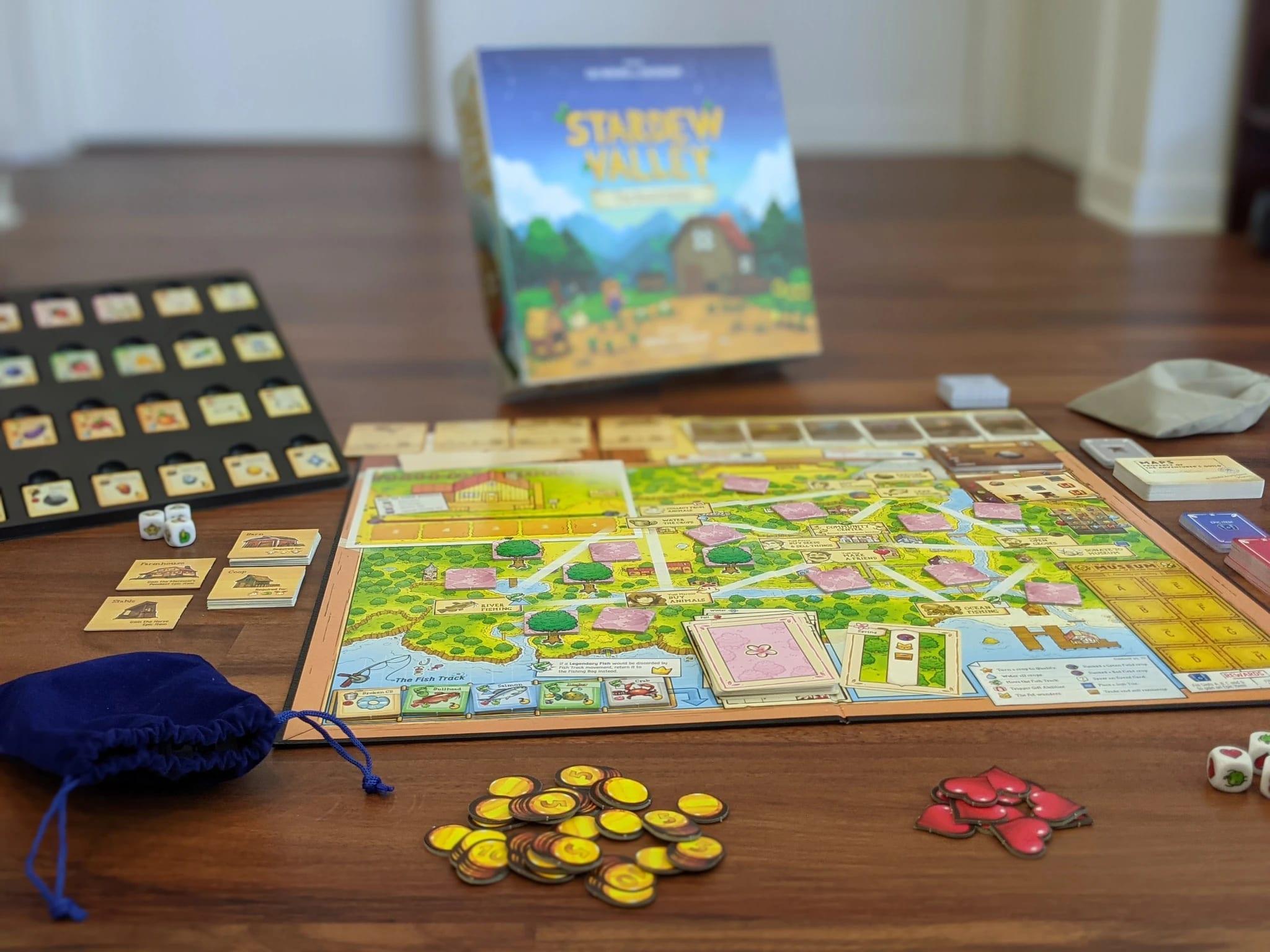 Stardew Valley Brettspiel Board Game kaufen