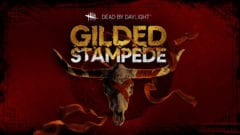 Dead by Daylight Event New Year 2021 Gilded Stampede