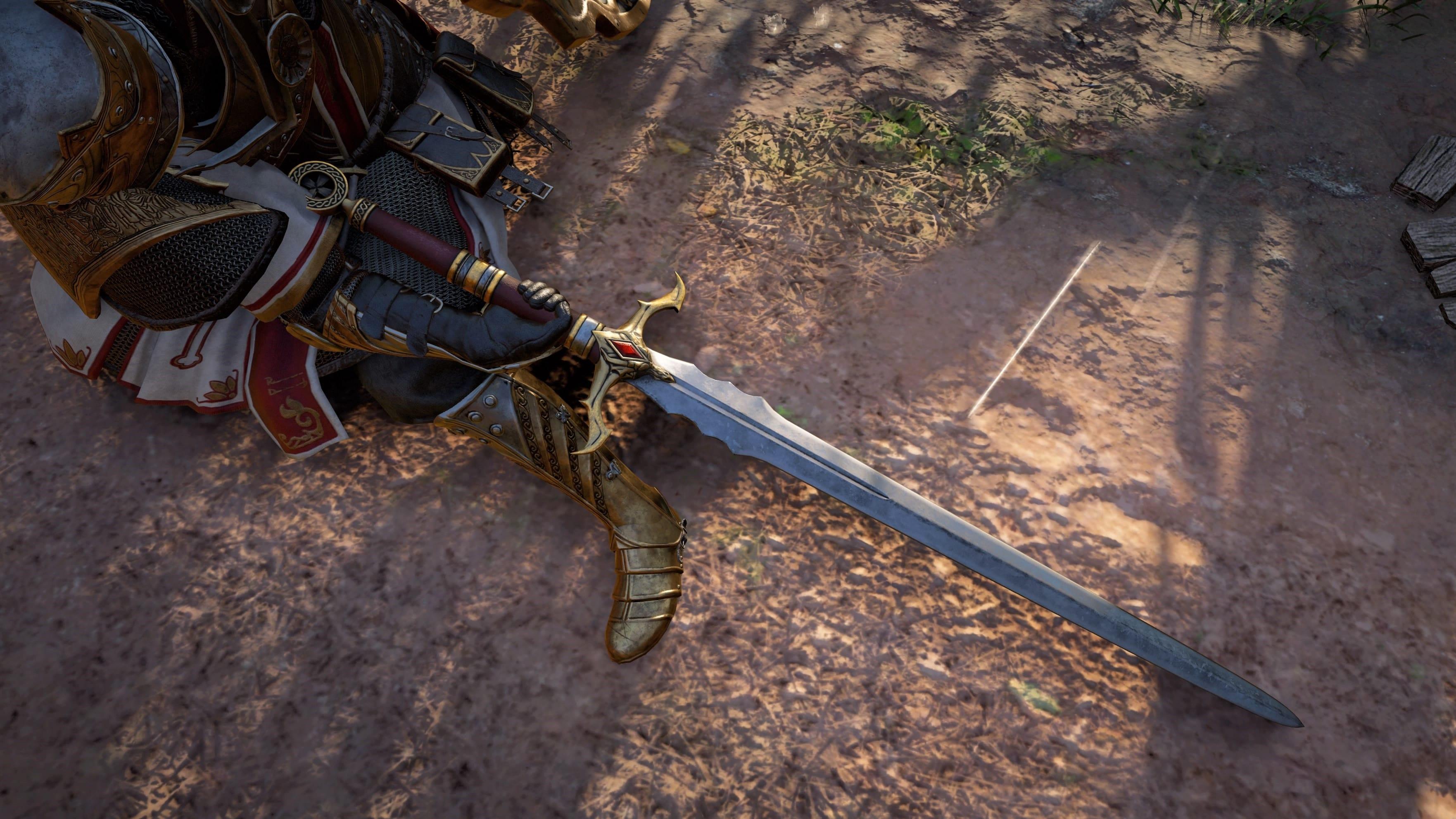 Assassin's Creed Valhalla Schwert des Heiligen Georg