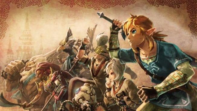Hyrule Warriors Zeit der Verheerung DLC Erweiterungspass