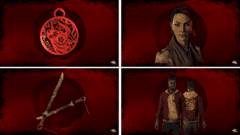 Dead by Daylight Goldene Stampede 2021 Items