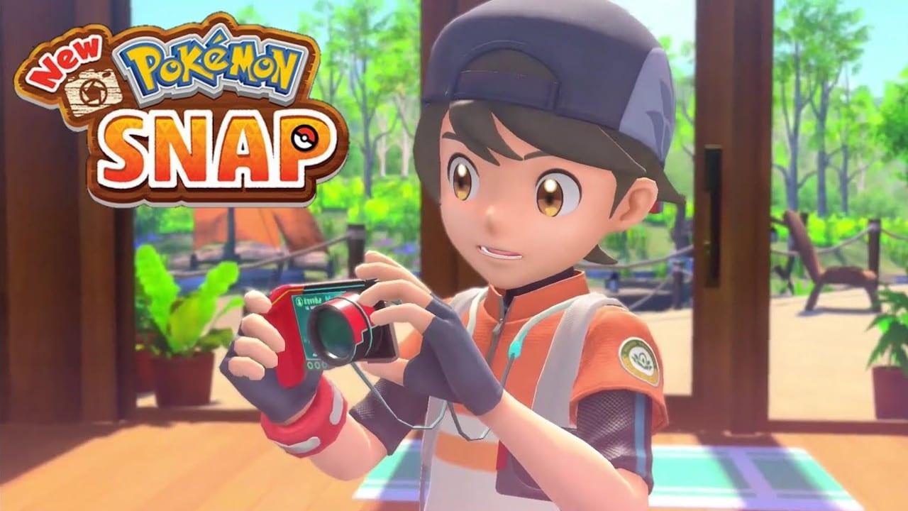 New Pokémon Snap Jetzt vorbestellen