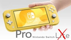 Nintendo Switch Pro alias Super Switch