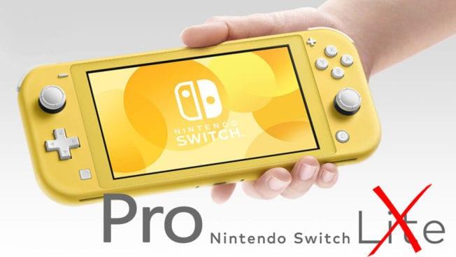 Nintendo Switch Pro alias Super Switch