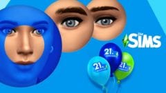 Sims 4 21 Jahre Geburtstag Geschenk