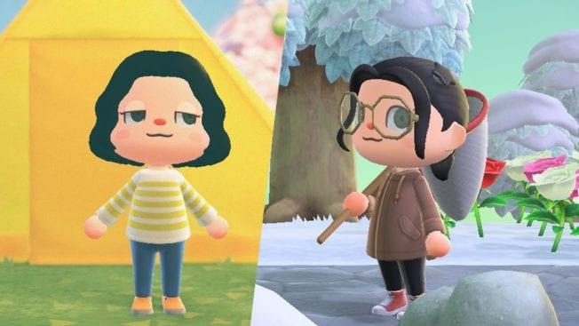 Animal Crossing New Horizons ACNH Schnee Ende Frühling