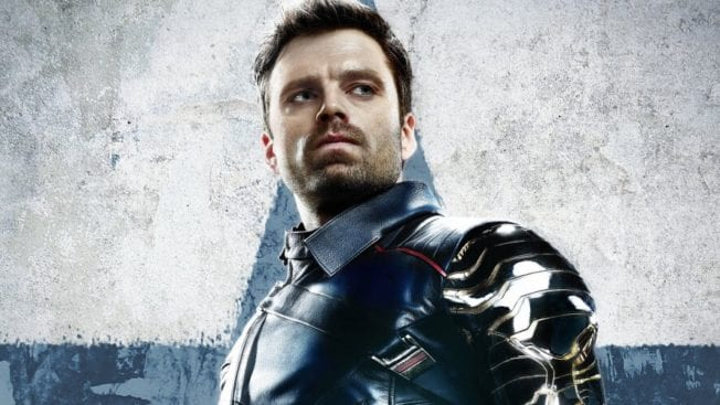 The Falcon and the Winter Soldier - Bucky Barnes Winter Soldier
