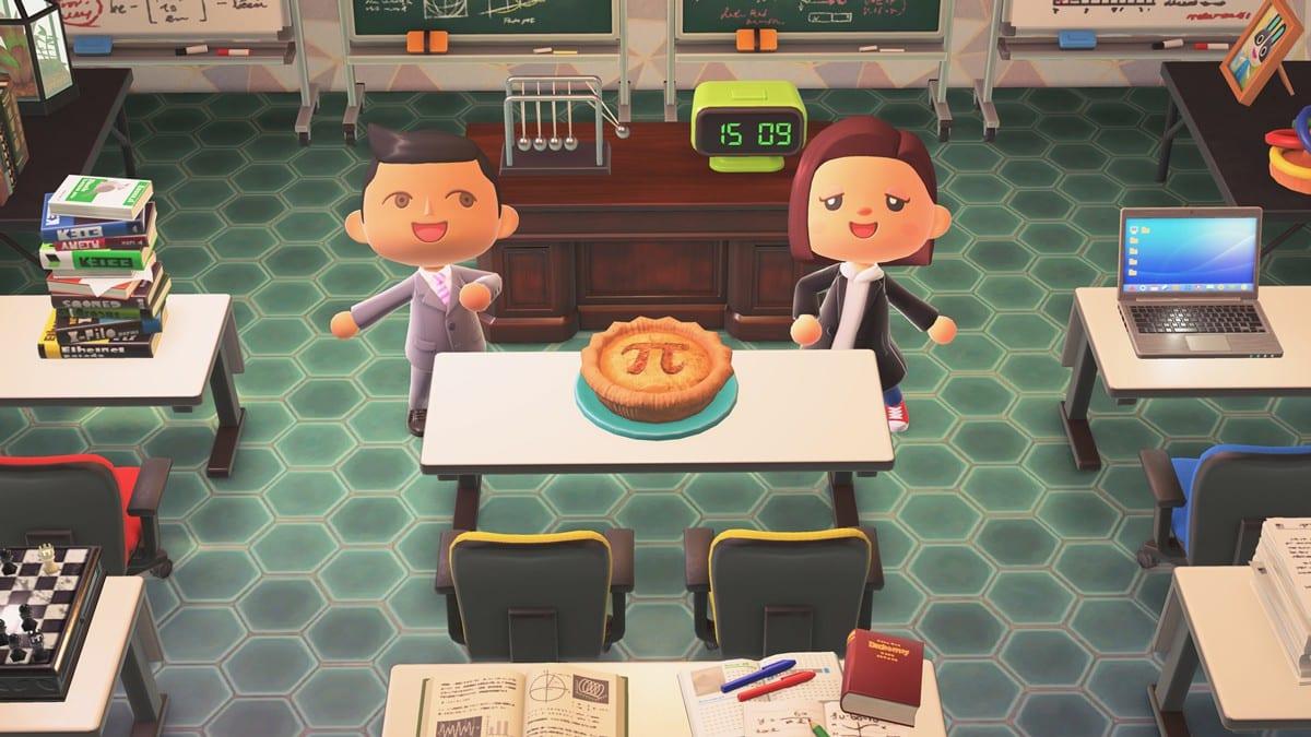 Animal Crossing New Horizons Pi-Tag