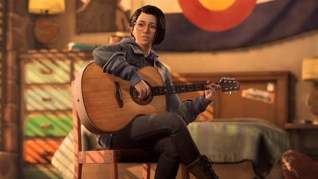 Life is Strange True Colors Musik Lied Trailer Stimme