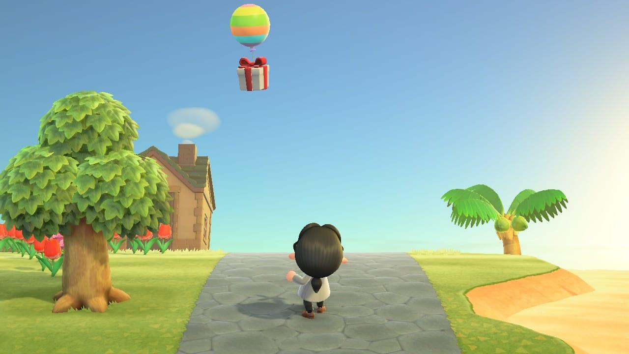 Animal Crossing New Horizons Glückseier Fundort
