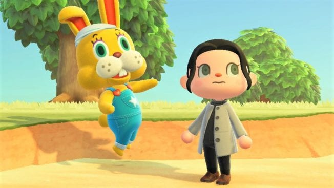 Animal Crossing New Horizons Häschentag Fundort