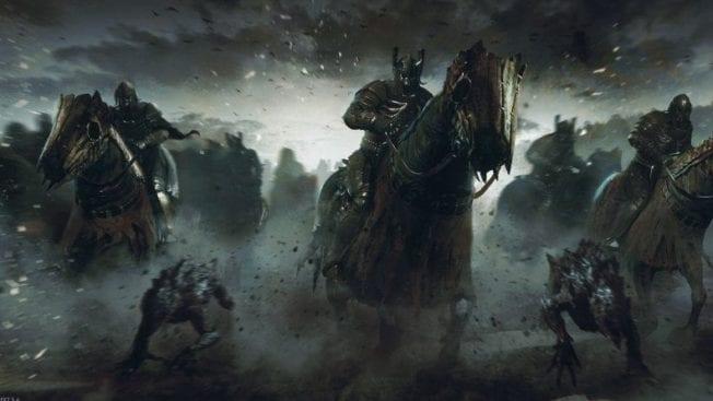 The Witcher Serie Wild Jagd Netflix