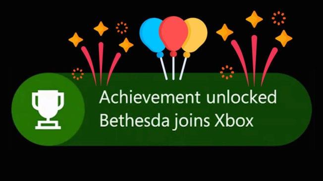 Bethesda - Unlock - Microsoft Xbox-Familie