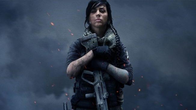 Call of Duty - Mara Charakter Schauspielerin