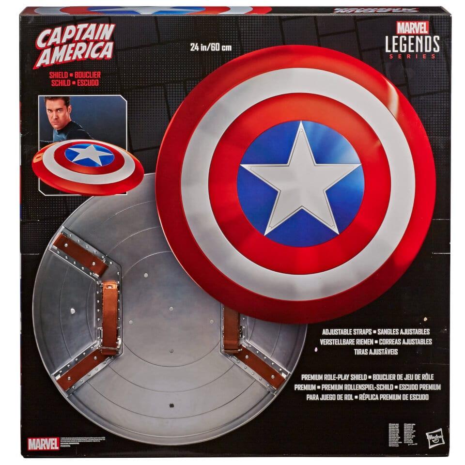 Captain America Schild - Replika Marvel Legends