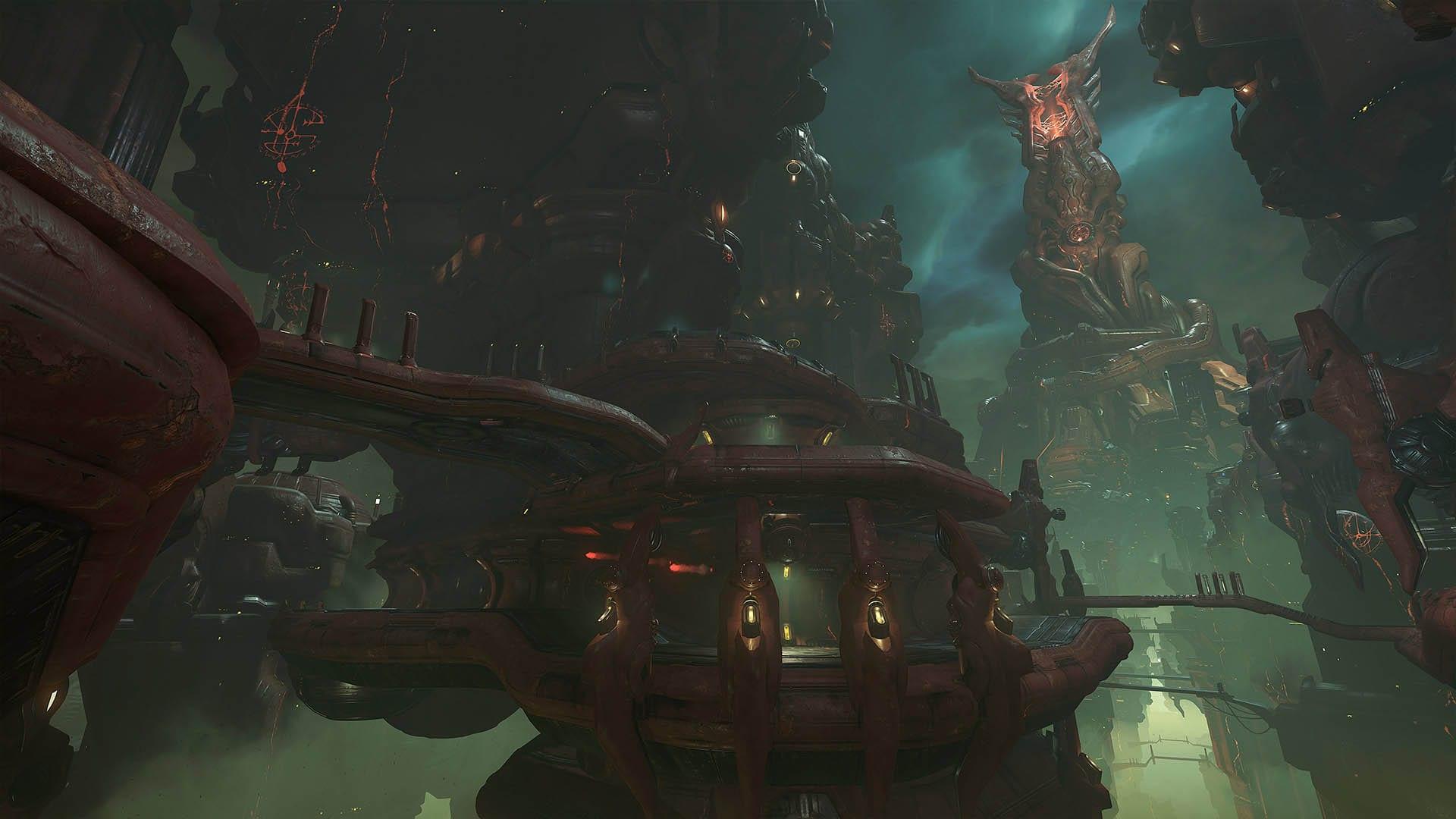 DOOM Eternal - The Ancient Gods Part 2 - Hell