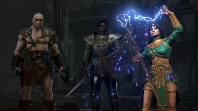 Diablo 2 Resurrected - PS5 Dualsense