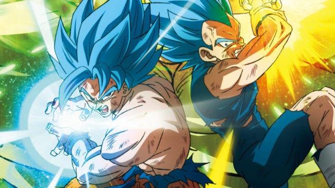 Dragon Ball Super Manga Granola