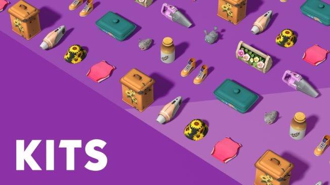 Die Sims 4 Kits Sets