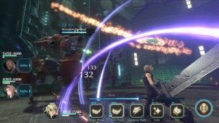 Final Fantasy 7 - Ever Crisis - Kampfsystem