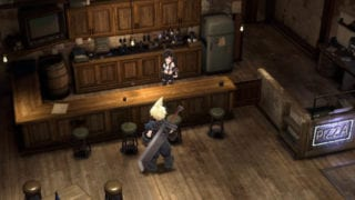 Final Fantasy 7 - Ever Crisis - Tifas Bar