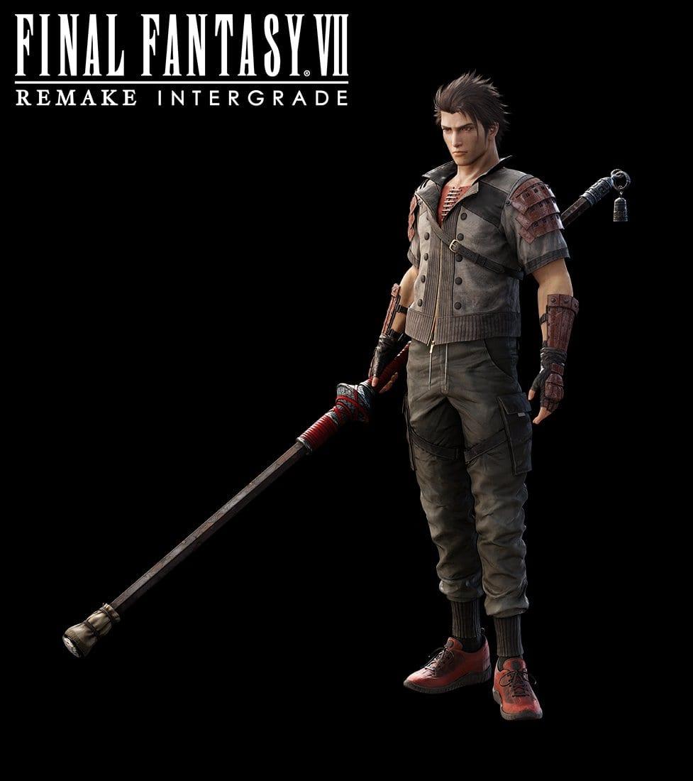 Final Fantasy 7 Remake Intergrade - Wer ist Sonon Kusakabe