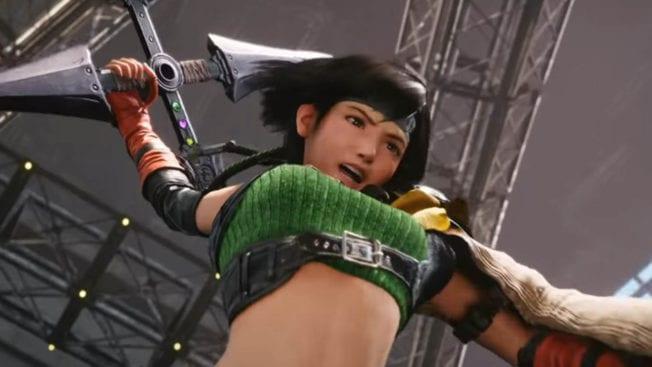 Final Fantasy VII - Yuffie-Episode PS4 PS5