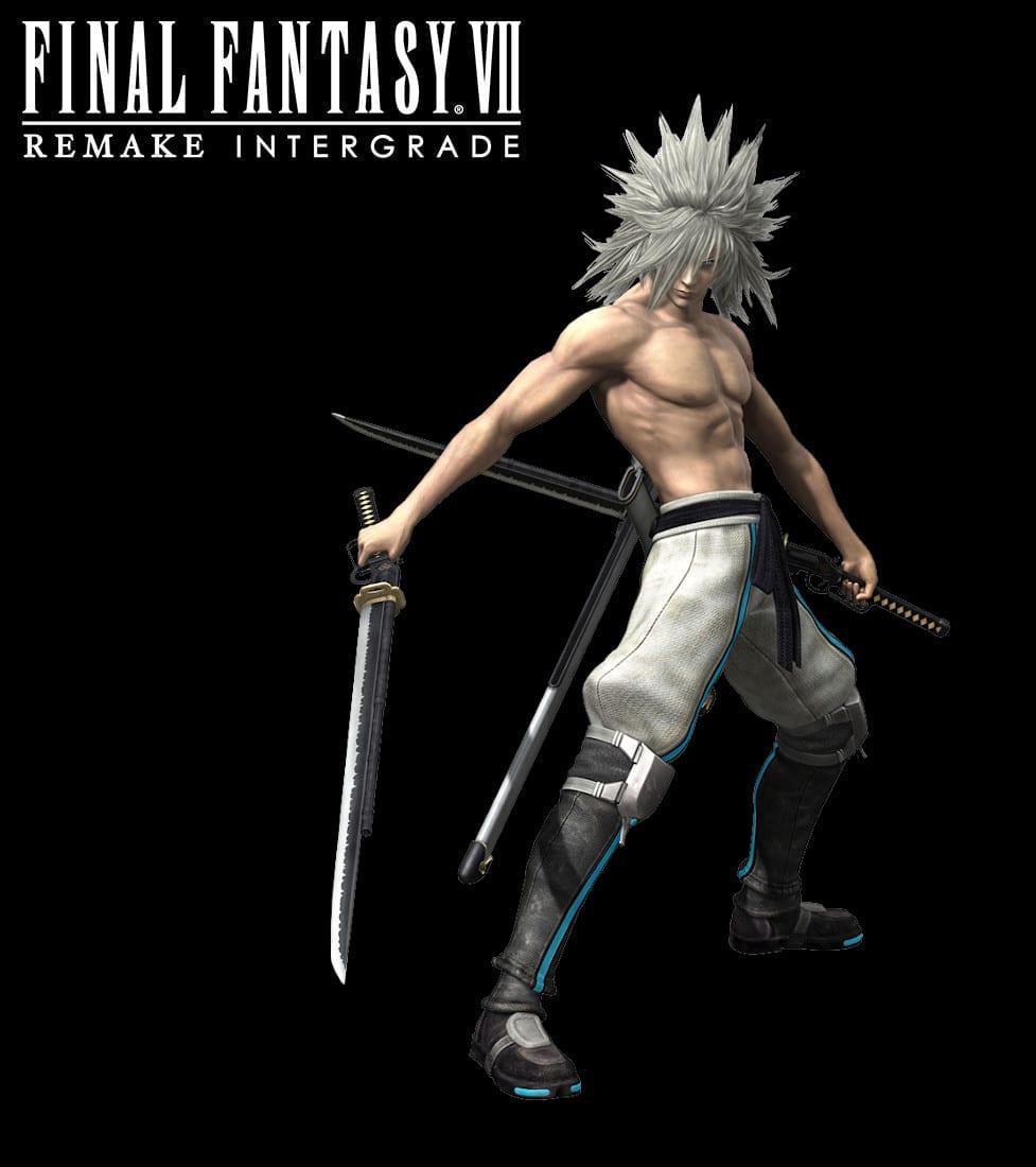 Final Fantasy 7 Remake Intergrade – Wer ist Weiss?