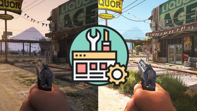 GTA 5 - Mod - Next-Gen-Update PS5 Xbox Series X S