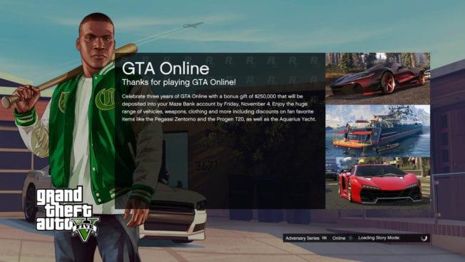 GTA Online - Ladezeiten