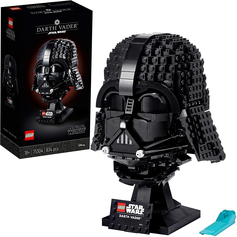 LEGO Star Wars - Helm Darth Vader