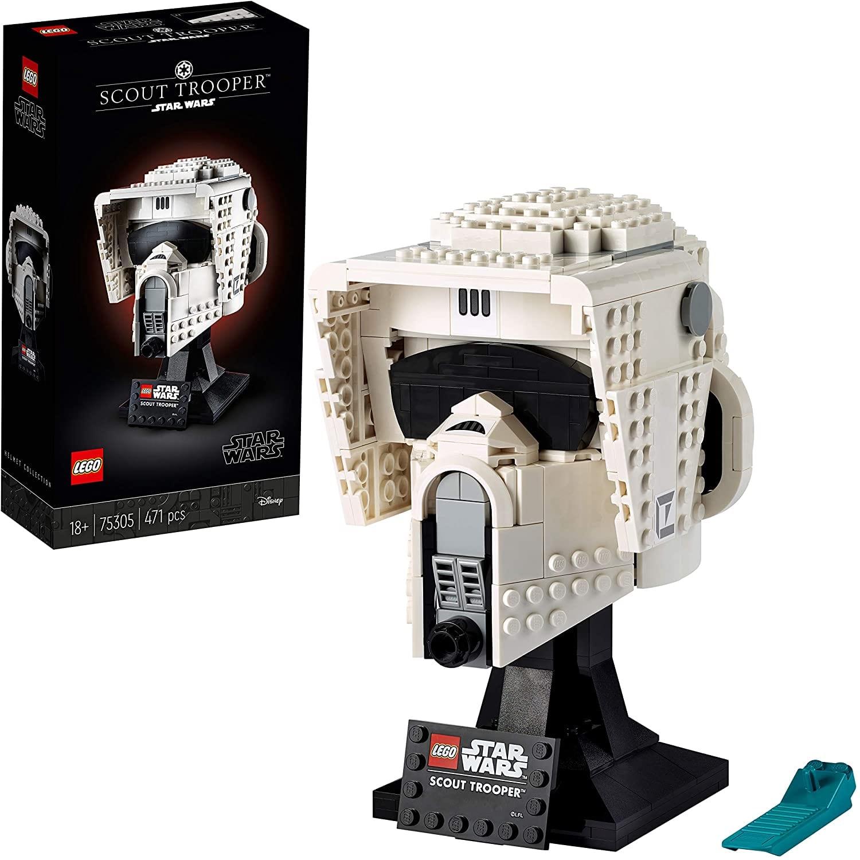 LEGO Star Wars - Helm Scout Trooper