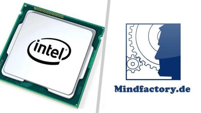 Intel 11. Generation bei Mindfactory