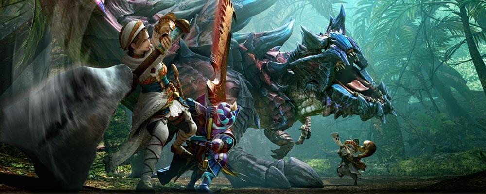 Monster Hunter - Franchise Teaser-Bild