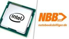 Intel Core 11. Generation bei Notebooksbilliger.de