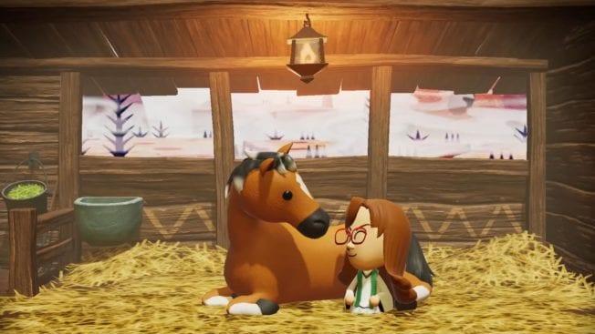 Miitopia vorbestellen kaufen - mit Pferd