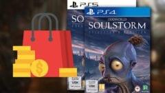 Oddword Soulstorm vorbestellen Vorbesteller-Bonus - ps4 ps5