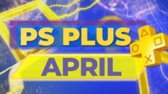 PlayStation Plus April 2021